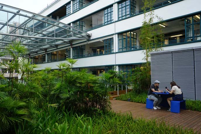 pmq green public space