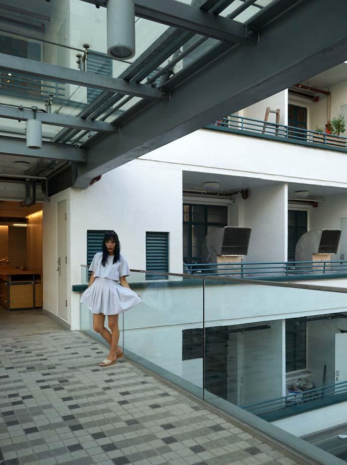 pmq building, architecture