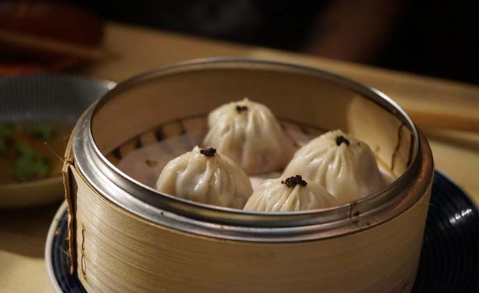 siu long bao soup dumplings