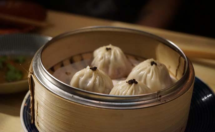 siu long bao soup dumplings