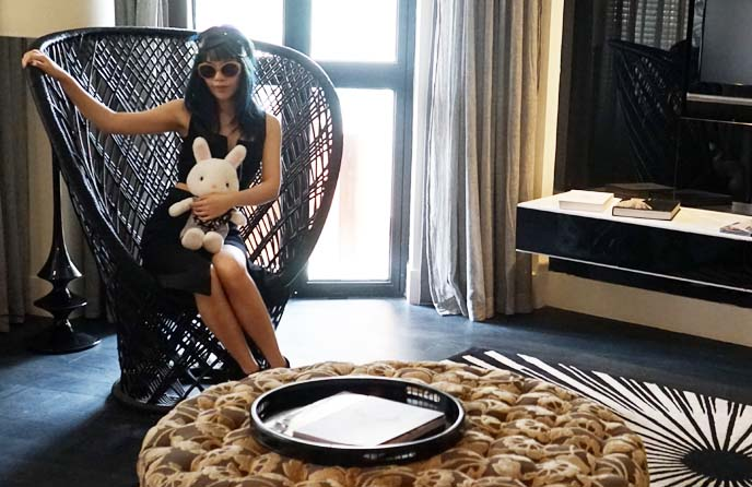 urbn shanghai hotels, cachet