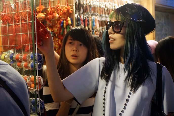 Tianzifang shopping stores