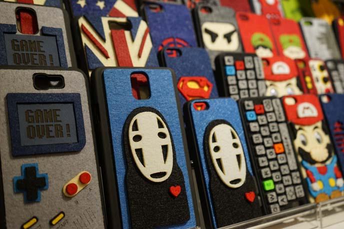 miyazaki spirited away iphone case