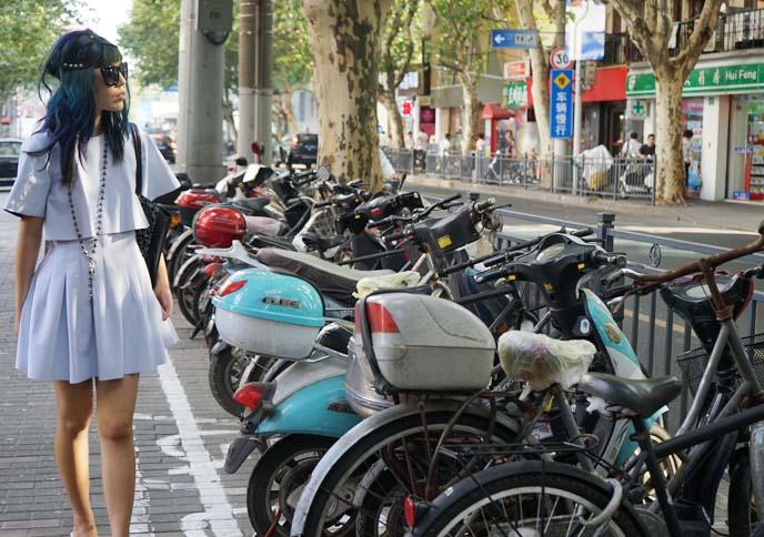 chinese street style clothing
