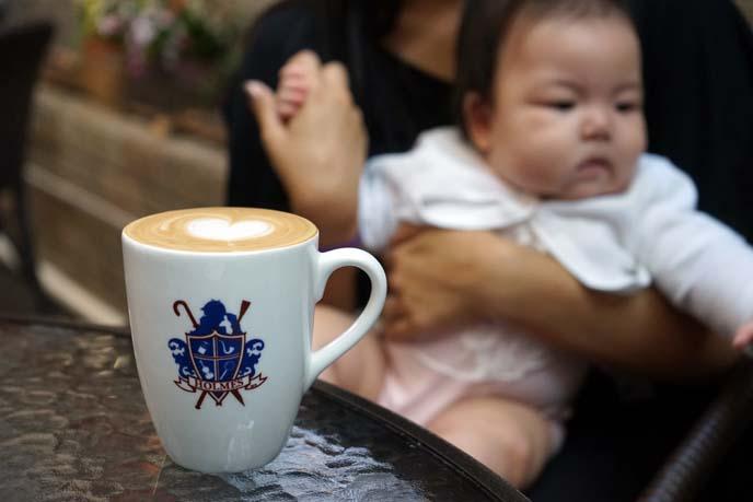 sherlock holmes coffee