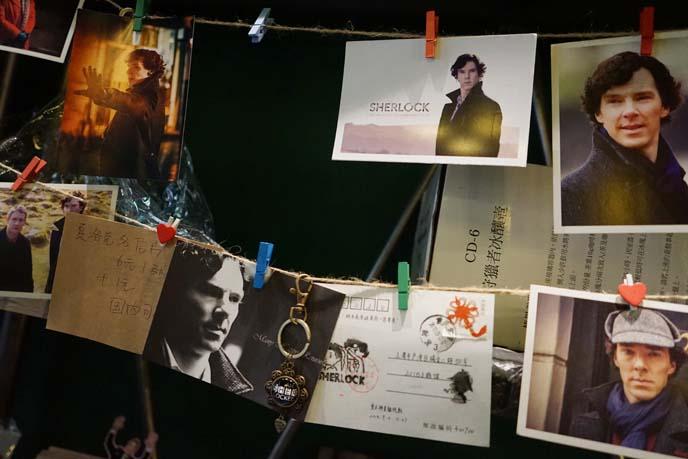 bbc sherlock souvenirs, memorabilia