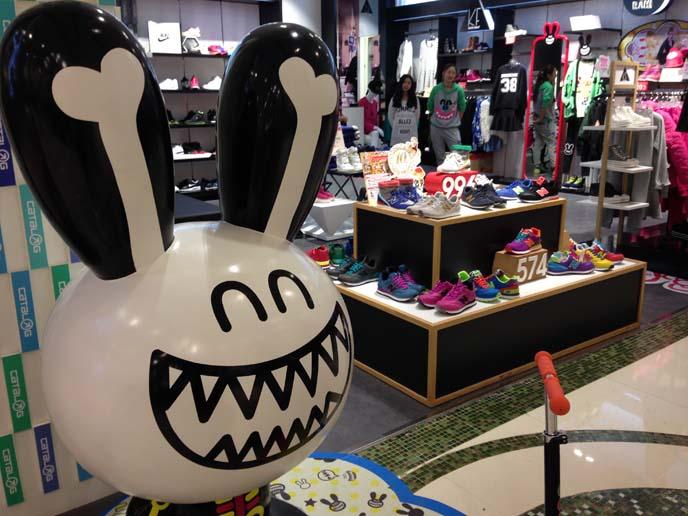 shanghai sneaker shop