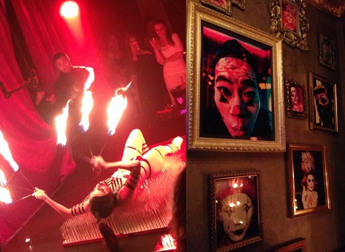 cirque le soir, shanghai nightclub