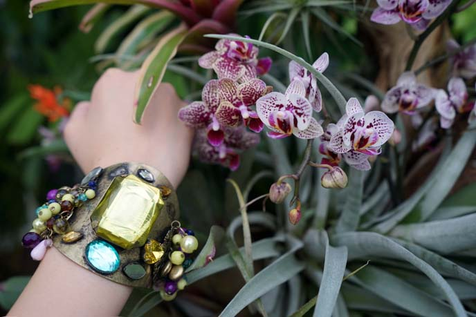 decadent green jewelry, bracelet