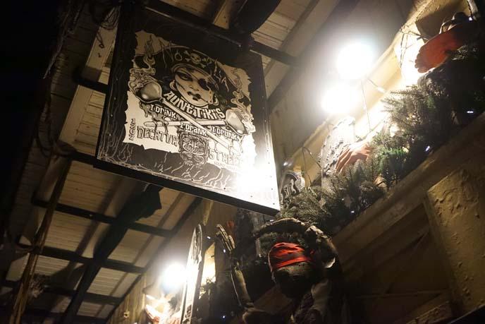 aunt tiki's, new orleans gothic bars