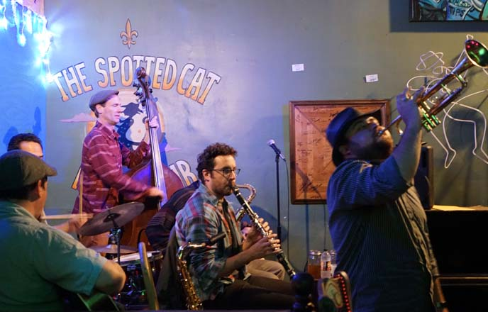 the spotted cat jazz new orleans