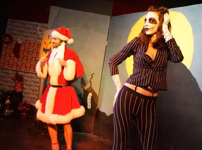 nightmare before christmas burlesque