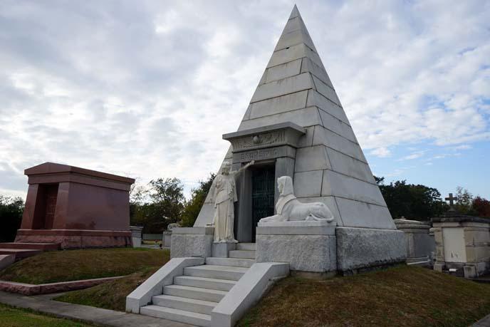Lucien Napoleon Brunswig tomb