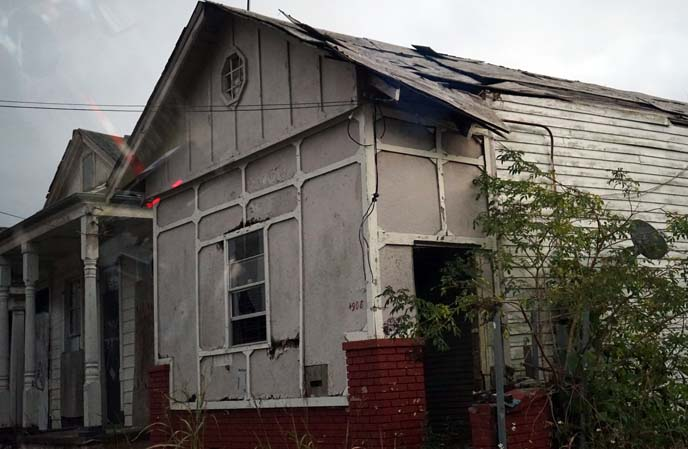 katrina destroyed homes