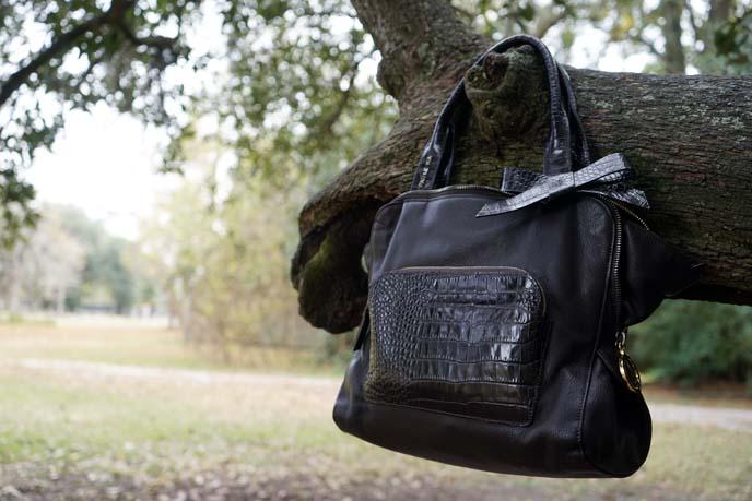 paule ka purse leather
