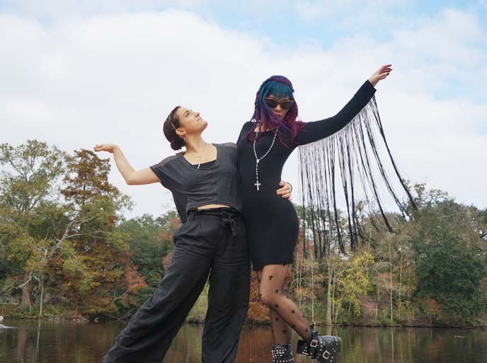 goth alternative girls