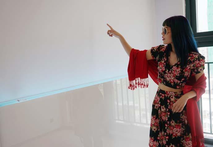 hong kong interior designer, bedroom
