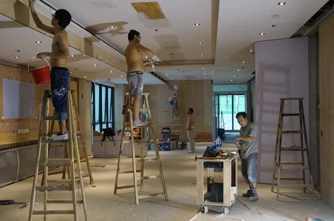 hong kong hotel construction