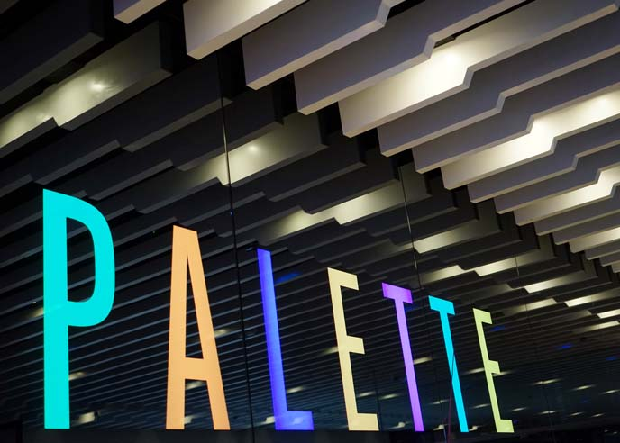 palette restaurant, hong kong