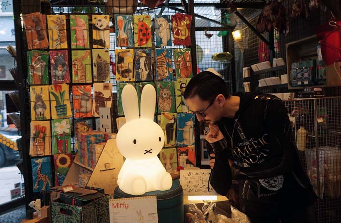 miffy lamp, interior design store