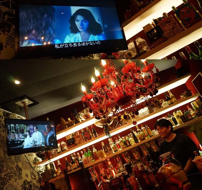 suspiria bar, golden gai tokyo