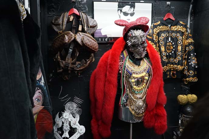 avantgarde harajuku clothing shop