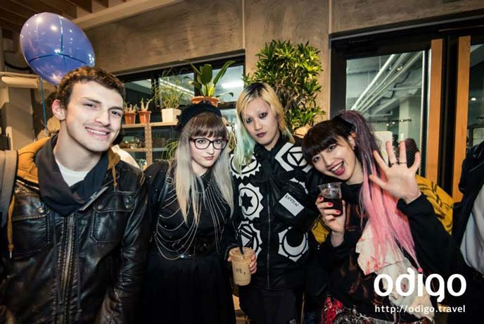 japanese punks goths designers