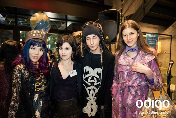 tokyo club party photos