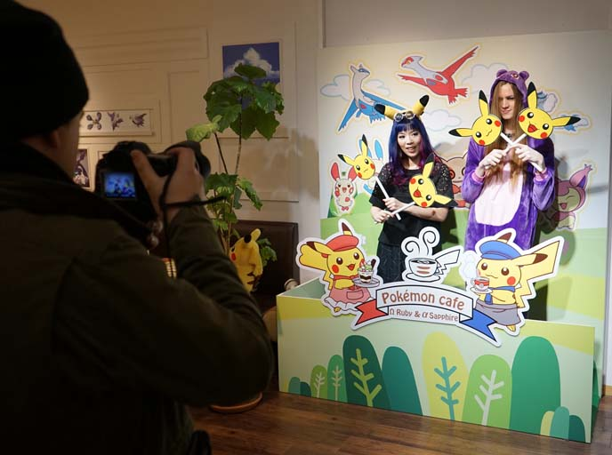 pokemon cafe parco shibuya