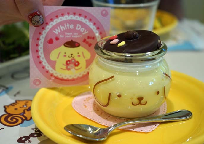 white day sanrio gift