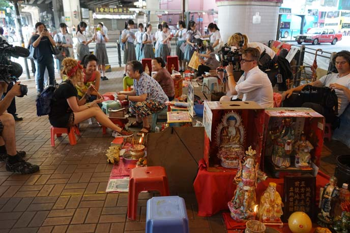 chinese folk rituals, spells