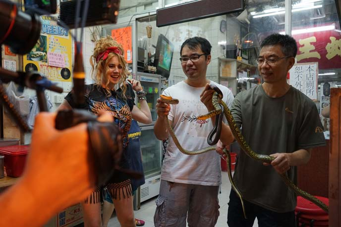 Shai Wong Yip New Snake Restaurant