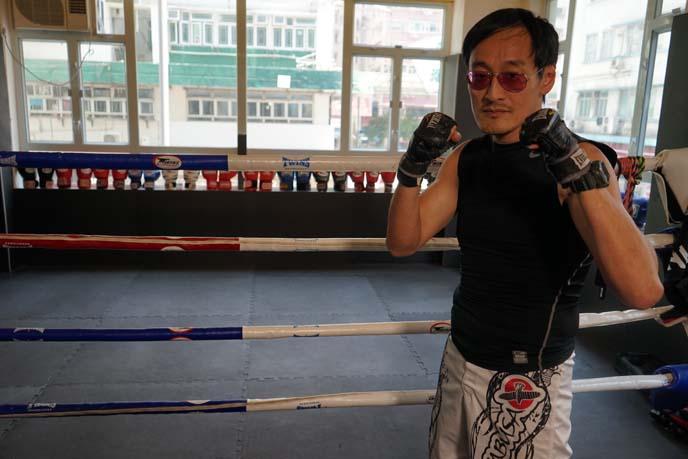 hong kong martial artist, fighter