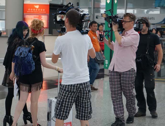Palina Rojinski travel tv show