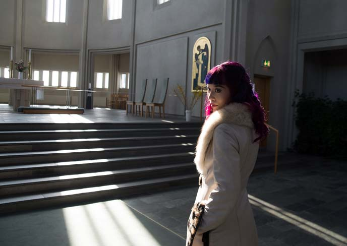 iceland visiting hallgrims church
