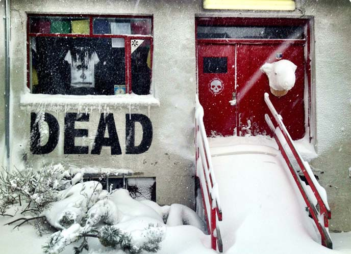 dead gallery tibetan buddhism art