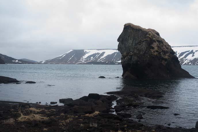 black sand beaches, iceland