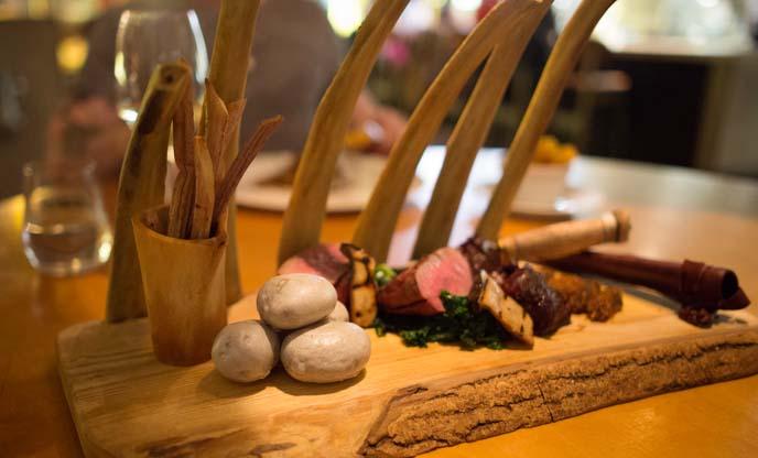 modern british cuisine, restaurant