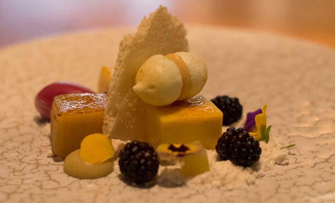 molecular desserts britain