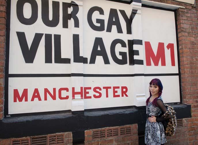 gay village manchester lgbt