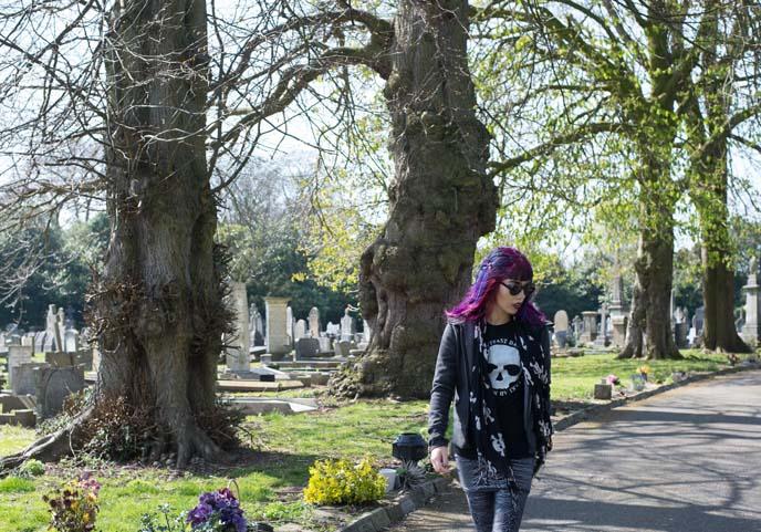 Macclesfield graveyard, manchester