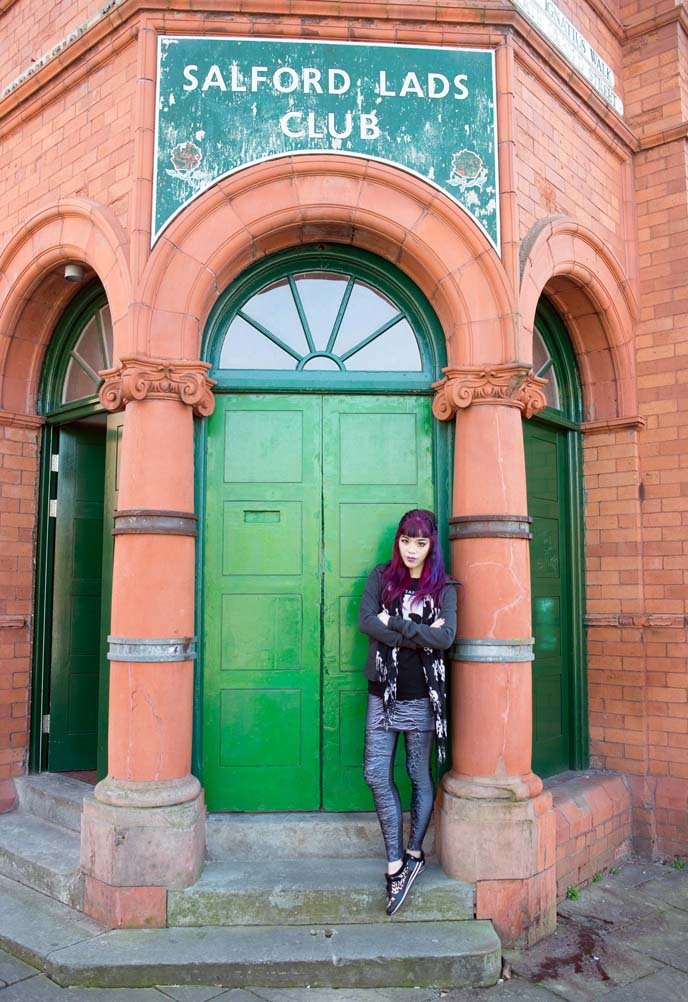salford lads club, the smiths manchester