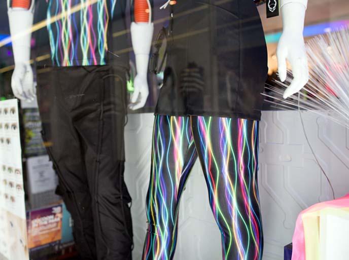cyber goth fashion, manchester afflecks