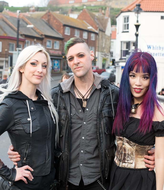 kato steamgirl, steampunk band abney park