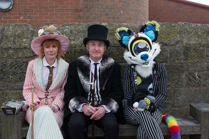 whitby goth weekend costumes