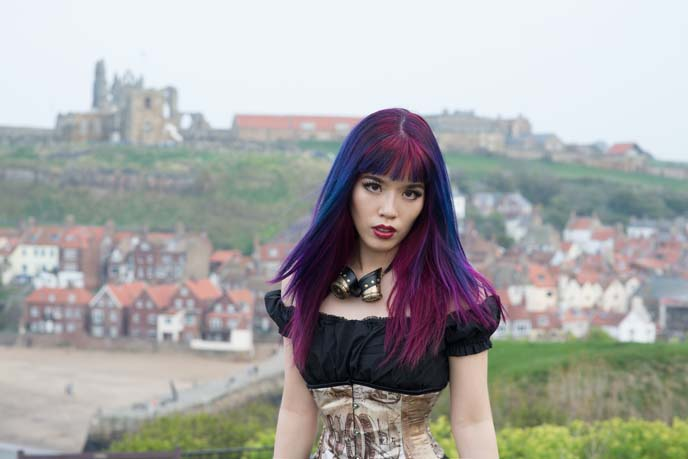 la carmina whitby goth weekend