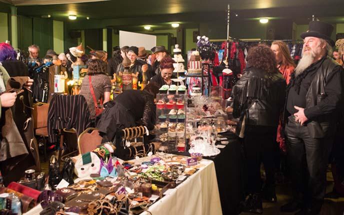 whitby goth bazaar market