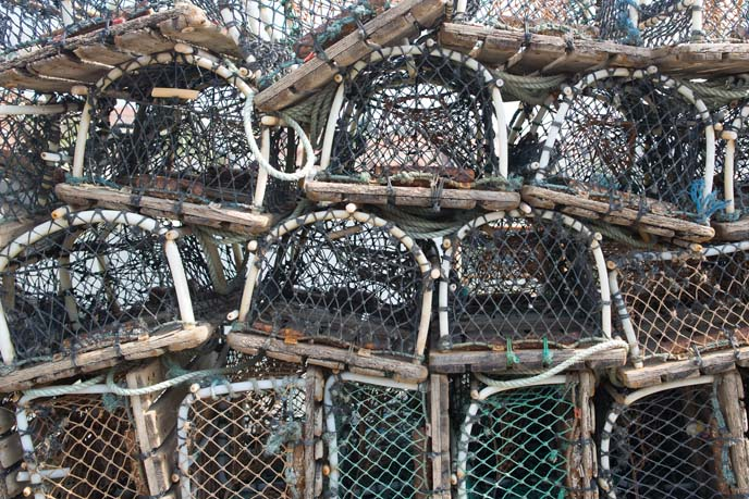 british fishing nets