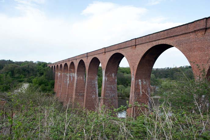 larpool viaduct, whitby