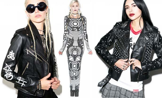 gothic festival clothing, dolls kill, killstar